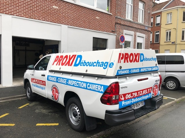 photo camion hydrocurage proxi débouchage