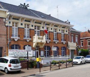 mairie de villeneuve d'ascq