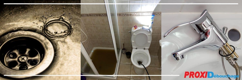Débouchage de Canalisation toilette baignoire évier lababo à Violaines